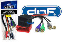 vw beetle stereo parts & accessories ebay Jensen Stereo Wiring Harness Aftermarket audi vw wiring harness aftermarket stereo radio headunit adapter (70 1787) (fits Aftermarket Stereo Wiring Harness Connectors