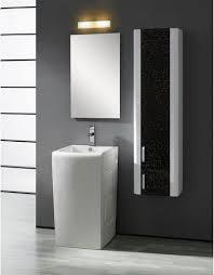 modern kohler pedestal sink