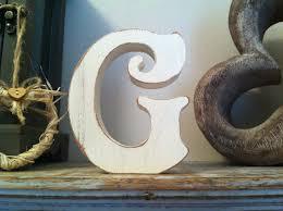 wooden letter fonts