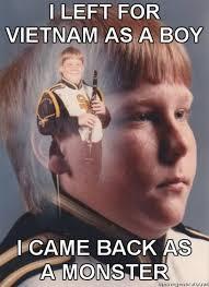 PTSD Clarinet Boy | Know Your Meme via Relatably.com