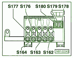 fuse layoutcar wiring diagram page 96 2002 volkswagen new beetle fuse box diagram