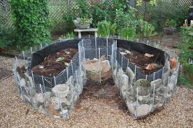 Small Picture Keyhole Garden Design Garden ideas and garden design