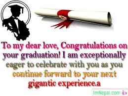 Congratulations Message For Graduation For Boyfriend From Girlfriend