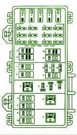 power windowcar wiring diagram page 10 1997 mazda b 3000 main fuse box diagram