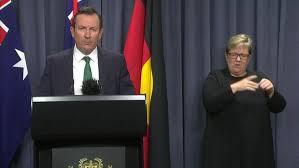 Strain of the coronavirus that's spread from a quarantine hotel. Mark Mcgowan Announces Wa Coronavirus Restrictions Will Stay In Perth Peel Regions Despite No New Cases Abc News