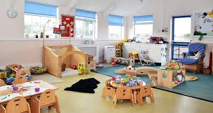 Nursery School Room Setup Modern Home Interior Ideas