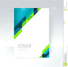 Cover Page For Word Document Cover Page Template