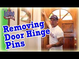 how to remove a door hinge pin oiling a door hinge removing door hinges you