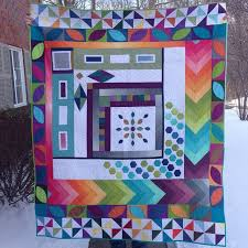 Here it is quilted, bound, labeled, and hanging sleeve attached ... & Here it is quilted, bound, labeled, and hanging sleeve attached. Ready to  be shipped to the Indiana Heritage Quilt Show. Adamdwight.com