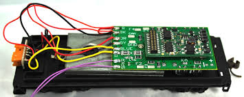 tcs mb and wow decoder installation for ho scale bachmann our wires all ered we can now plug in the wow121 steam decoder