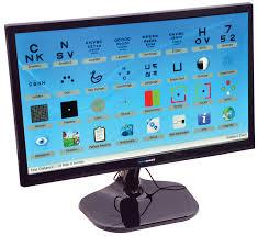 Digital Vision Chart Aurochart Digital Vision Chart Iapb Standard List