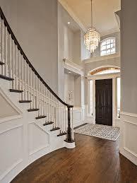 best foyer chandelier ideas on stairwell for modern