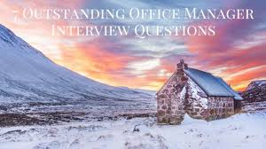 7 Outstanding Office Manager Interview Questions Trupath Search