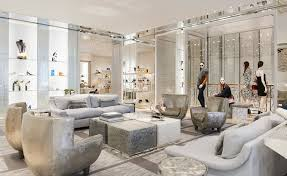 Size Matters Peter Marino On His Latest Bond Street Monolith For - Home fashion interiors