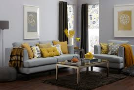 Purple And Gray Living Room Gray Yellow Purple Living Room Yes Yes Go