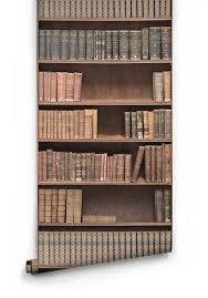 Bookshelf Wallpaper from Kemra