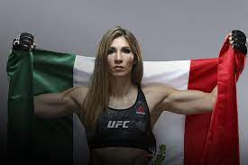 Irene Aldana Embraces Chance To Fight ...
