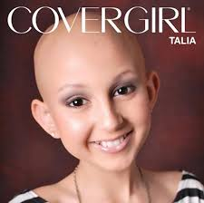 thir year old makeup genius talia joy castellano who suffered from two types