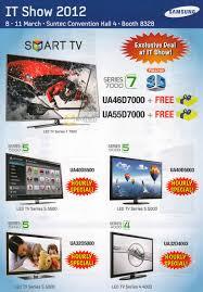 Samsung Smart Tv Price List