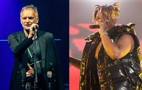 Sting denies claims he sued Juice WRLD over the late rapper's 'Lucid  Dreams' single