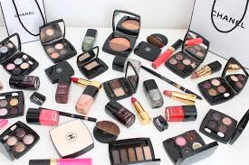 chanel makeup collection part one