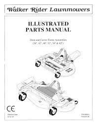 similiar walker mower parts keywords walker mower parts