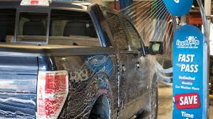 fountain wash and lube services car wash