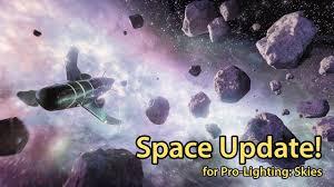 Pro Lighting Skies Addon Space Update For Pro Lighting Skies Blender Guru