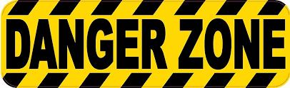 Zone de danger
