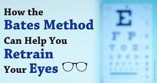 Presbyopia Eye Exercise Chart How The Bates Method Can Help You Retrain Your Eyes