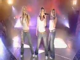 Atomic Kitten Its Ok Pepsi Chart Show 2002