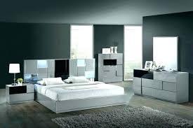 Wonderful Contemporary White Bedroom Furniture Sets Modern Set Full ...