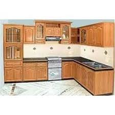 wooden furniture for kitchen. Wooden Modular Kitchen Furniture For O