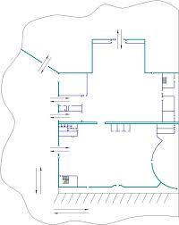 Отчёт о прохождении технологической практики в дилерском центре  План СТО ООО Юг Сервис представлен ниже в соответствии с рисунком 1