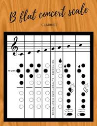 Clarinet Finger Chart Mary Had A Little Lamb Clarinets Worksheets Teaching Resources Teachers Pay