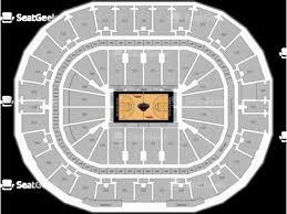 Smoothie King Virtual Seating Chart Georgia Dome Seat Map Smoothie King Center Seating Chart Map