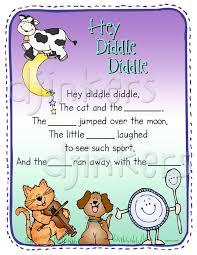 ran clipart. nursery rhyme clip art hey diddle ran clipart