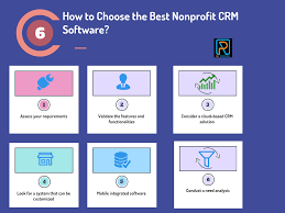 How To Choose The Best Nonprofit Crm Software Compare