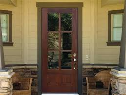 exterior wood doors with glass love the everything about this door 3 4 glass framed door exterior wood doors with glass