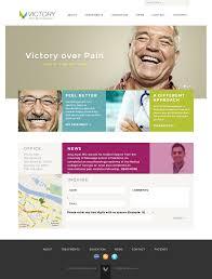 Wellness Website Design Inspiration Pin On Web Design Health Wellness