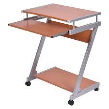 portable computer desk com eight24hours portable rolling