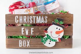 Christmas Eve Box Diy Ideas And Free Printables