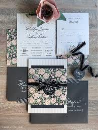 Vintage Wedding Invitation Diy Vintage Wedding Invitation Set