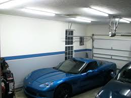 fluorescent lights garage replace led ceiling large image for ergonomic 8 with le garage led lighting