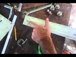 jack plate for outboard motor part 1