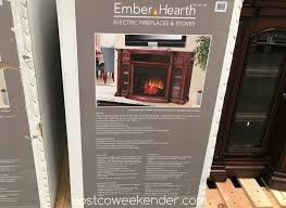 well universal 72 electric fireplace costco well universal 72in electric fireplace media mantle