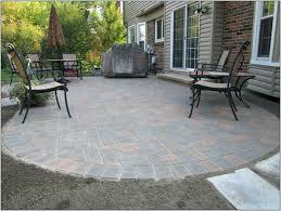 pavers over concrete patio patio over concrete patio image concept concrete paver patio diy