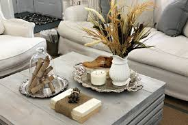 20 earth toned brown and white natural element display with silver accents