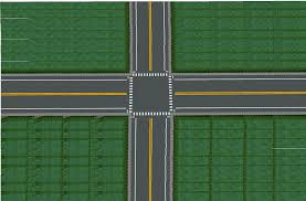 Traffic Intersection Simulation using Pygame, Part 1   by Mihir Gandhi    Towards Data Science