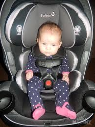 did you know in a sudden stop or fluke accident minor or large your child will be safer in a car seat that is tightly installed